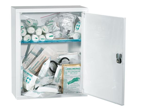First Aid Kits | Closets: Verbandschrank Medisan A