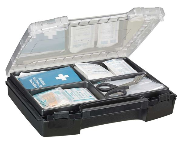 First Aid Kits | Closets: Company first aid kit DIN 13 157:2009