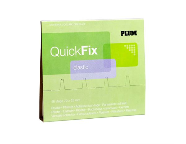 First Aid Supplies: Refill pack for QuickFix plaster dispenser