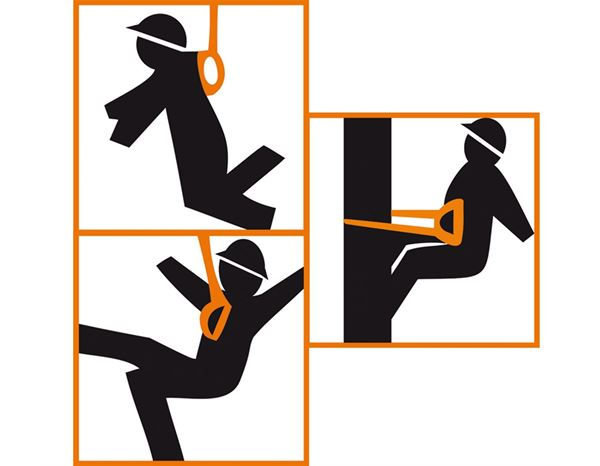 Fall Prevention: Skylotec Safety set II (DIN EN 363:2008) 1