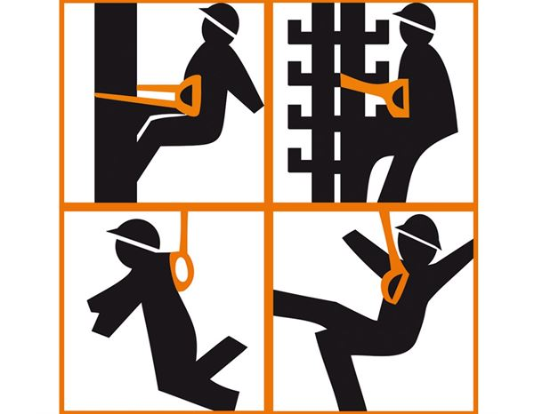 Fall Prevention: Skylotec Safety harness Comfort 1