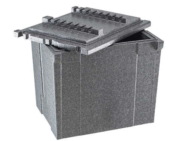 System boxes: e.s. Thermo insert 374 + anthracite 1