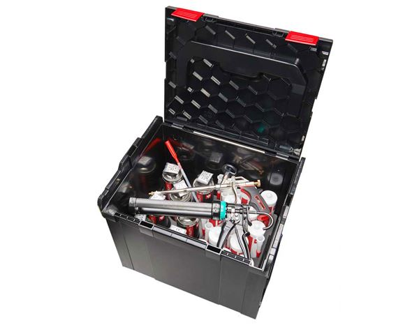 Tool Cases: e.s. Can insert 374 + anthracite 1