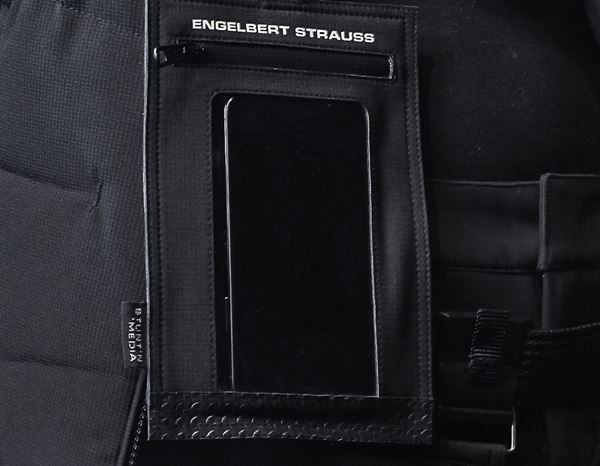 Men: Stunt'n'Media Lanyard Pocket + black