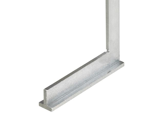 Engineer steel square with stopper edge  2