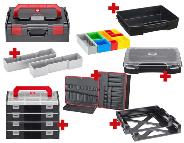 Tool Cases: e.s. Boxx-Promotional-Set VII