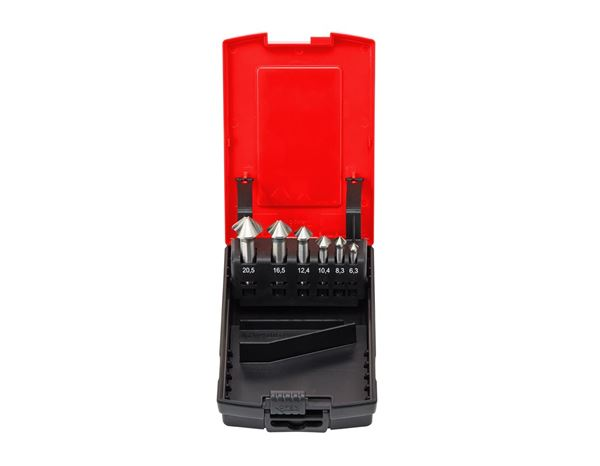 Drill Bits: e.s. Counter sink set HSS ultimate 1