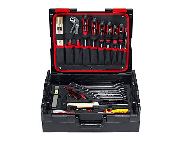 System boxes: e.s. Tool Boxx Sanitary 136-1
