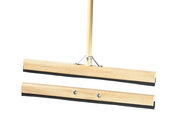 Floor / Window cleaning: Tornado Sponge Rubber Squeegees