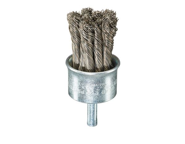 Sanding tools: Twist Knot Wire End Brush