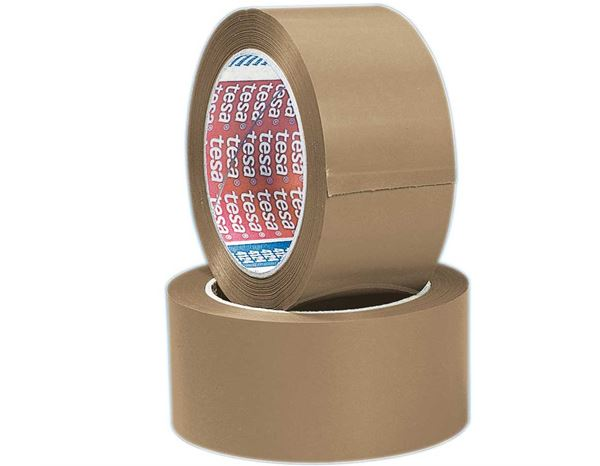 Package tape: tesa packing tape 4124