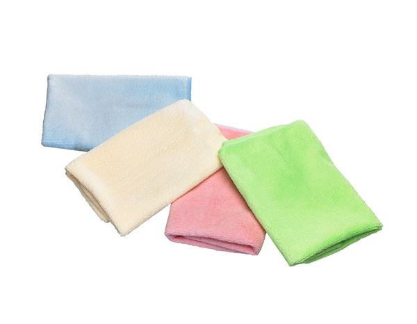 Towels: Microfibre cloths SOFT WISH + blue 1