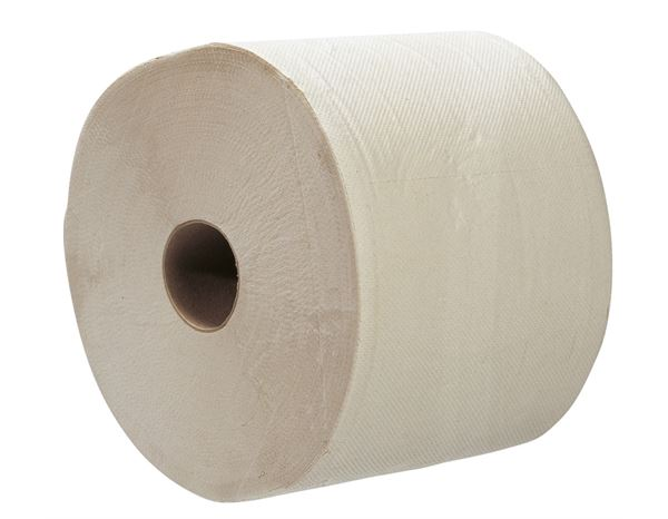 Towels: Cleaning paper on rolls, 22 cm wide 1