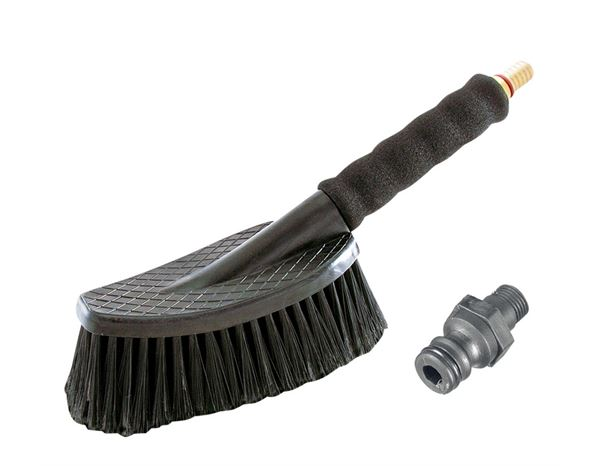 Brooms / Brushes / Scrubbing  Brushes: Flexible Washer