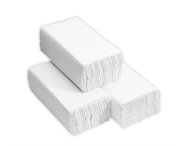 Towels: Pure White 2-Ply Paper Towels