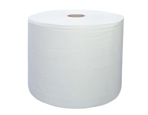 Cloths: Cleaning paper on rolls, 27 cm wide