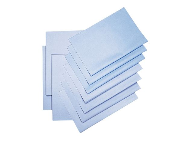 Cloths: Microfibre Cloths MICRO 2000 + blue