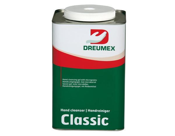 Hand Cleaning / Skin Protection: Hand cleaner gel Dreumex Classic + red
