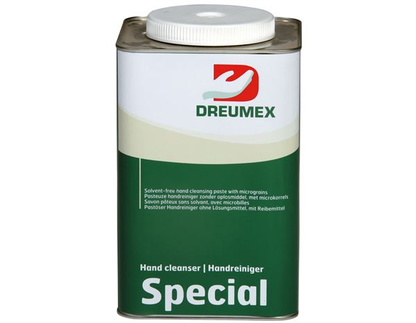 Hand cleaning | Skin protection: Hand cleaner paste Dreumex Special