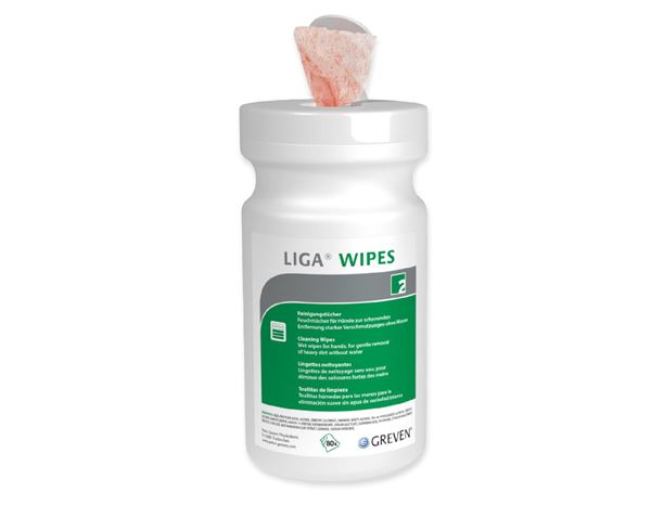 Hand cleaning | Skin protection: Hand cleaning wipes