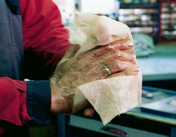 Hand cleaning | Skin protection: Hand cleaning wipes 1