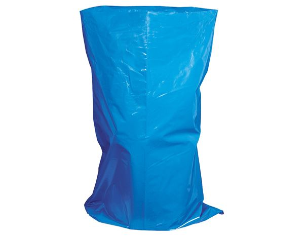 Waste bags | Waste disposal: Volume Waste Sacks, 120l + blue