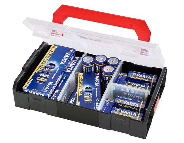 Electronics: VARTA-batteries in e.s. Boxx mini