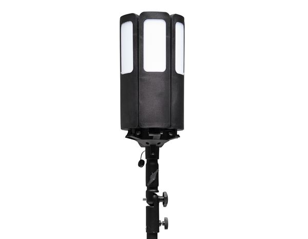 Lighting: LED tradesperson spot 360 1
