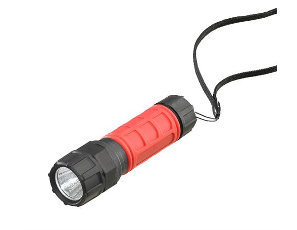 Lamps | lights: LED torch XPE Unbreakable