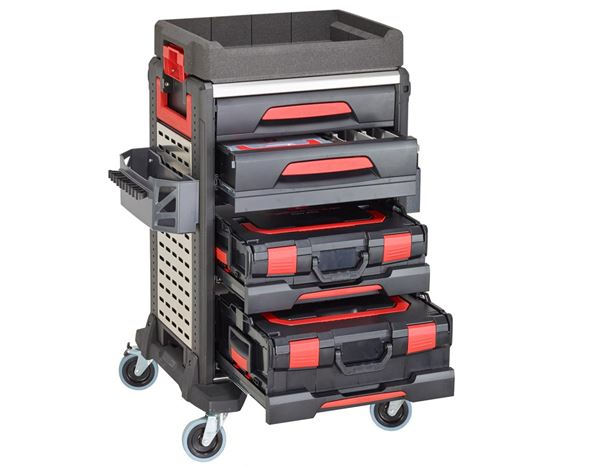 Tool Cases: e.s. workmo Aktions-Set mobile 2