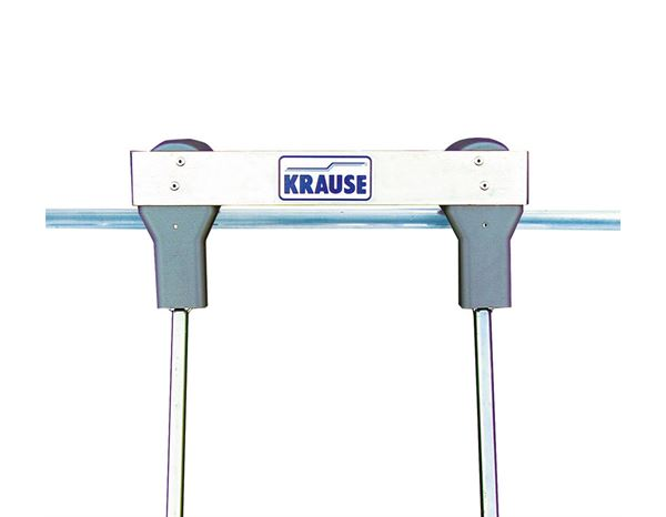 Ladders: KRAUSE Alu-Stufen-Regalleiter 1