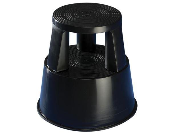 Tabouret à roulettes noir engelbert strauss