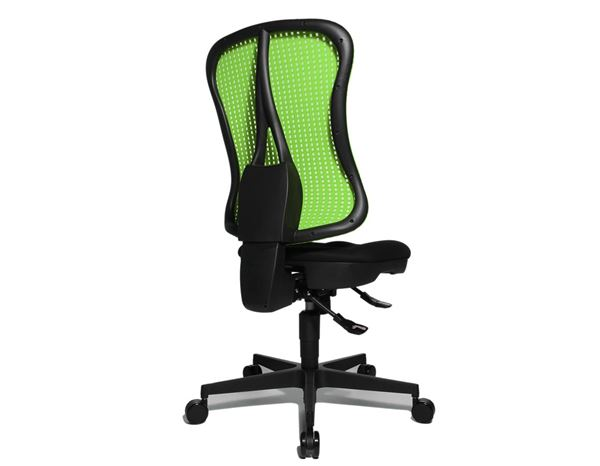 Chairs: Office swivel chair Head Point SY + green 2