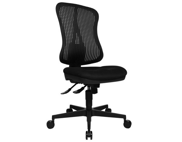 Chairs: Office swivel chair Head Point SY + black