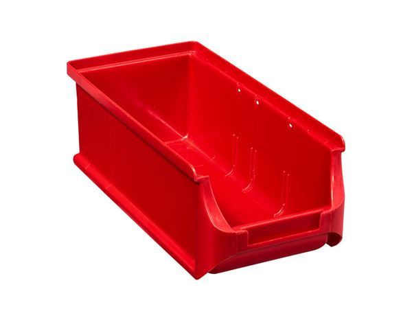 Sorting: Open storage box 2L 215x100x75mm + red