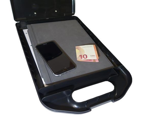 Organisational Supplies: Clipboard with storage compartment 1