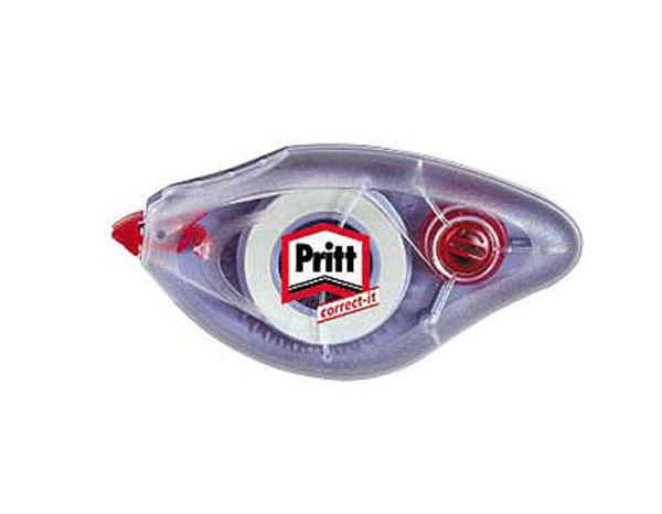 Correction Products / Erasers: Pritt Korrektur-Roller, 10 m