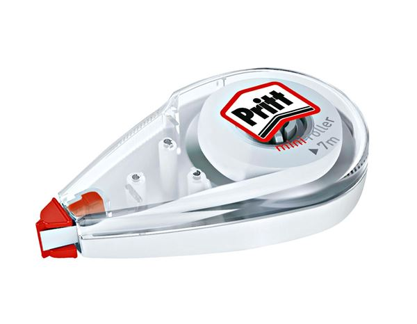 Correction Products / Erasers: Pritt Korrektur Mini Roller
