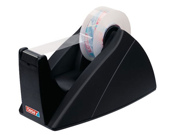 Glue / Adhesives: tesa Desktop Easy Cut Tape Dispensers + black