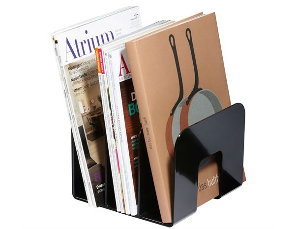 Letter Trays / Magazine Files: DURABLE Catalogue collector + black 1