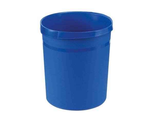 Waste Bins: Waste Bins + blue