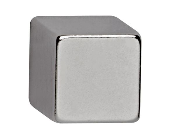 Presentation Supplies: Neodymium cube magnet 1