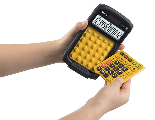 Calculators: CASIO digit desk 3