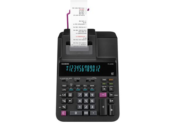 Calculators: Desktop calculator FR-620RE 1