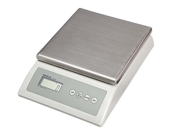 Office equipment: Counting scale MAULcount + grey