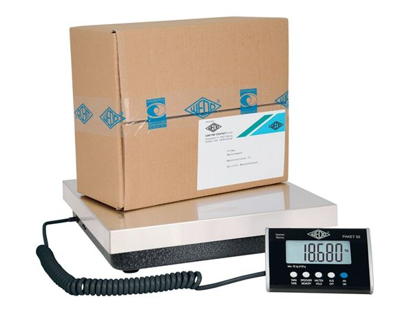 Weighing Scales: Paketwaage