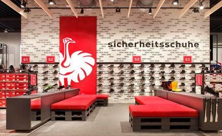 workwearstore in hockenheim engelbert strauss. Black Bedroom Furniture Sets. Home Design Ideas