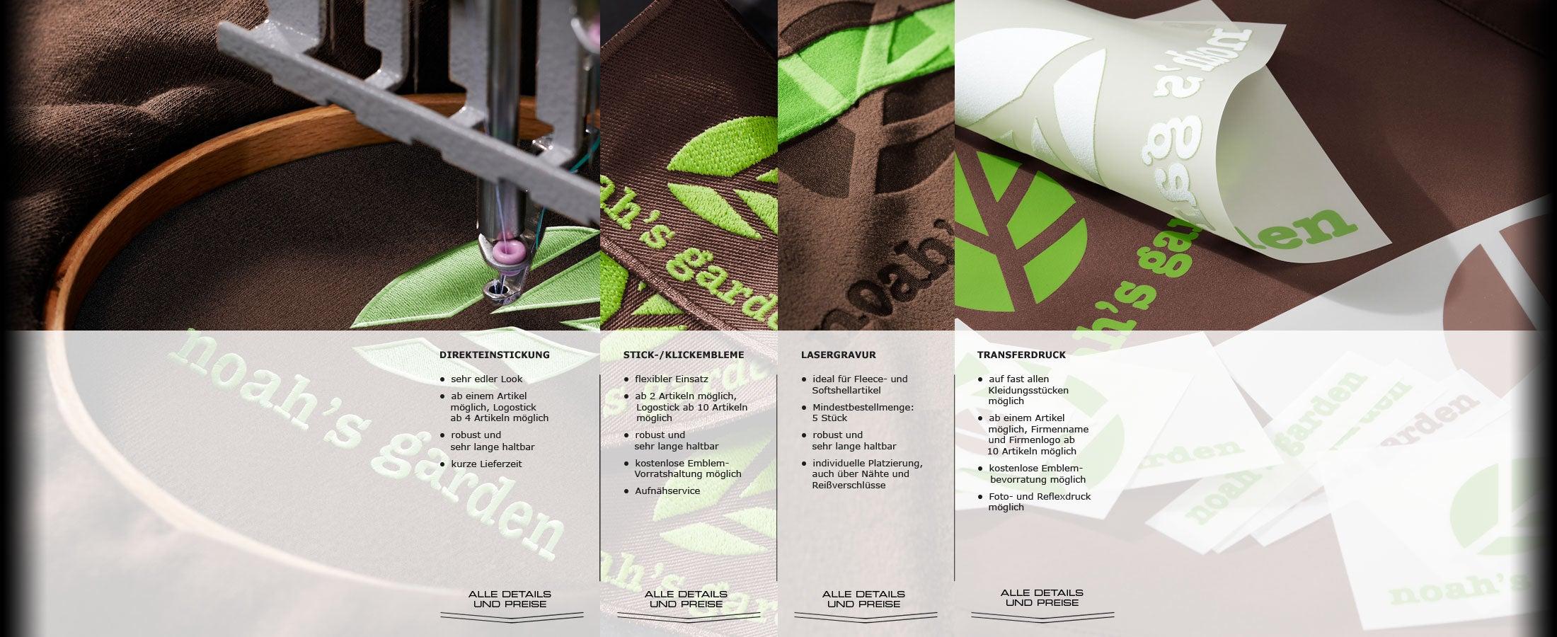 siebdruck von logos firmennamen bei engelbert strauss. Black Bedroom Furniture Sets. Home Design Ideas
