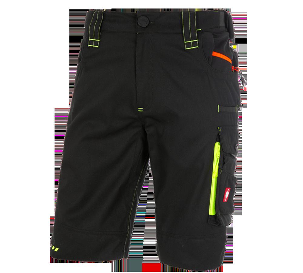 großer Diskontverkauf Entdecken verkauf uk Shorts e.s.motion 2020 black/high-vis yellow/high-vis orange ...